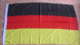 Germany Large Country Flag - 3' x 2'.